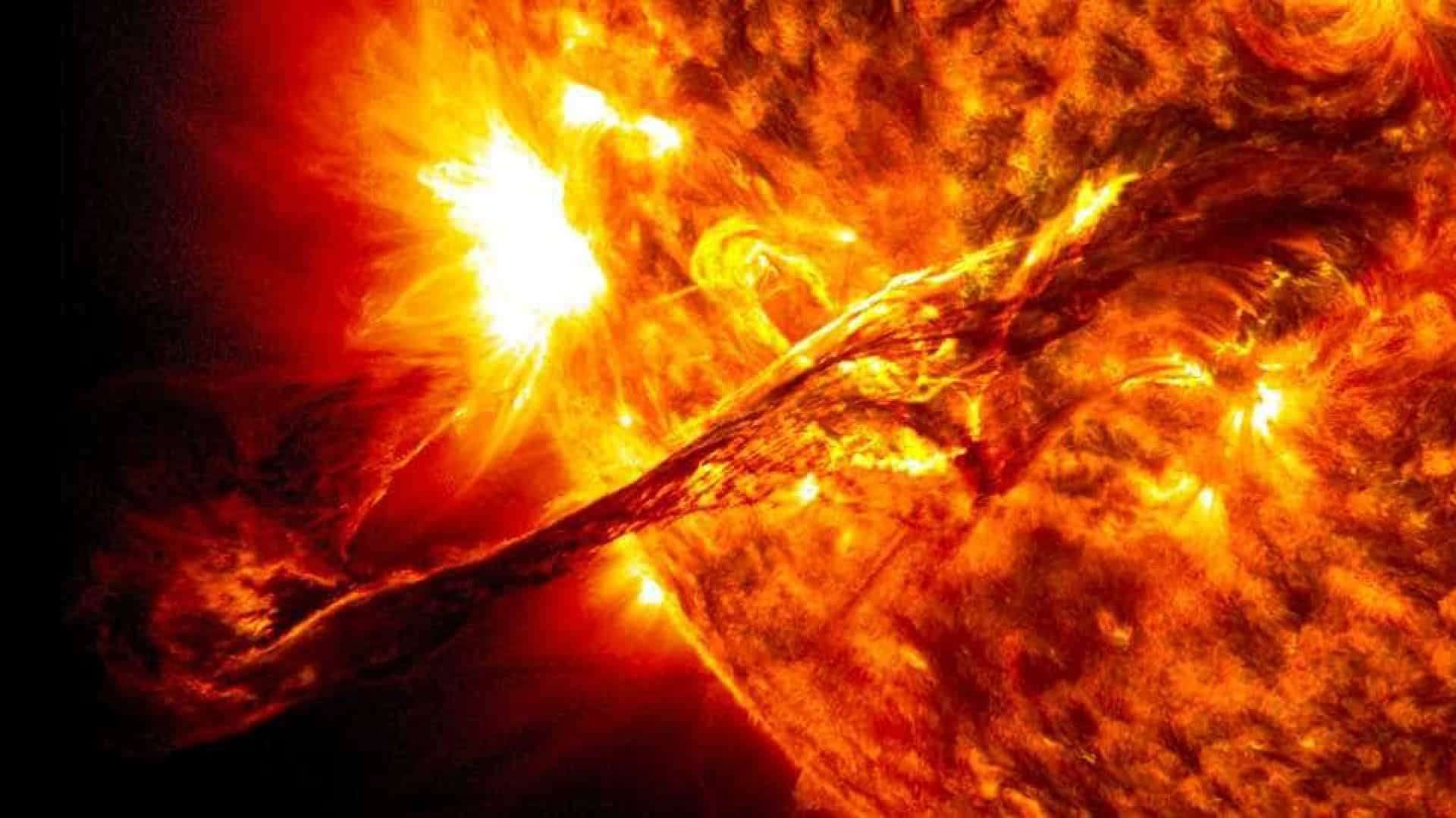 Tempestade magnética inesperada deixa cientistas perplexos