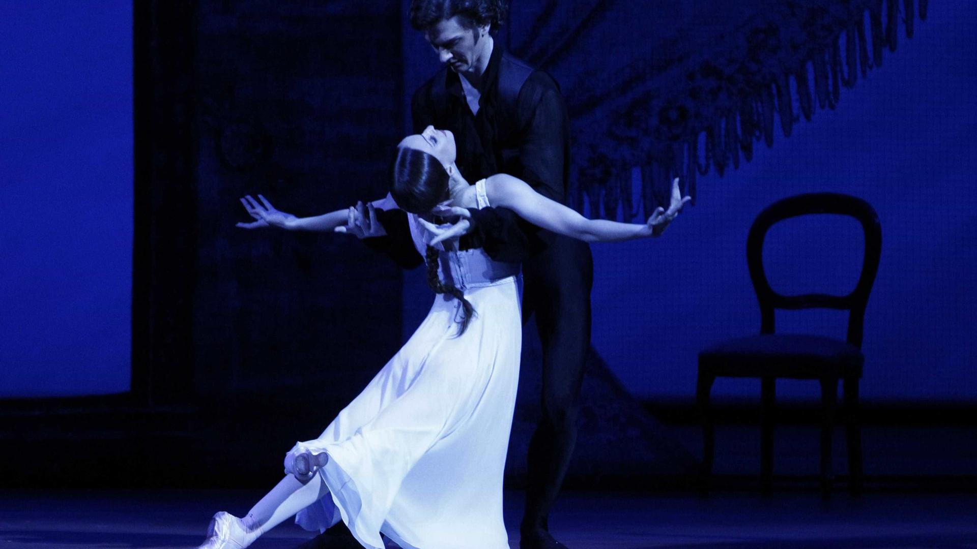 Bailarina do Bolshoi tem visto negado pelos Estados Unidos