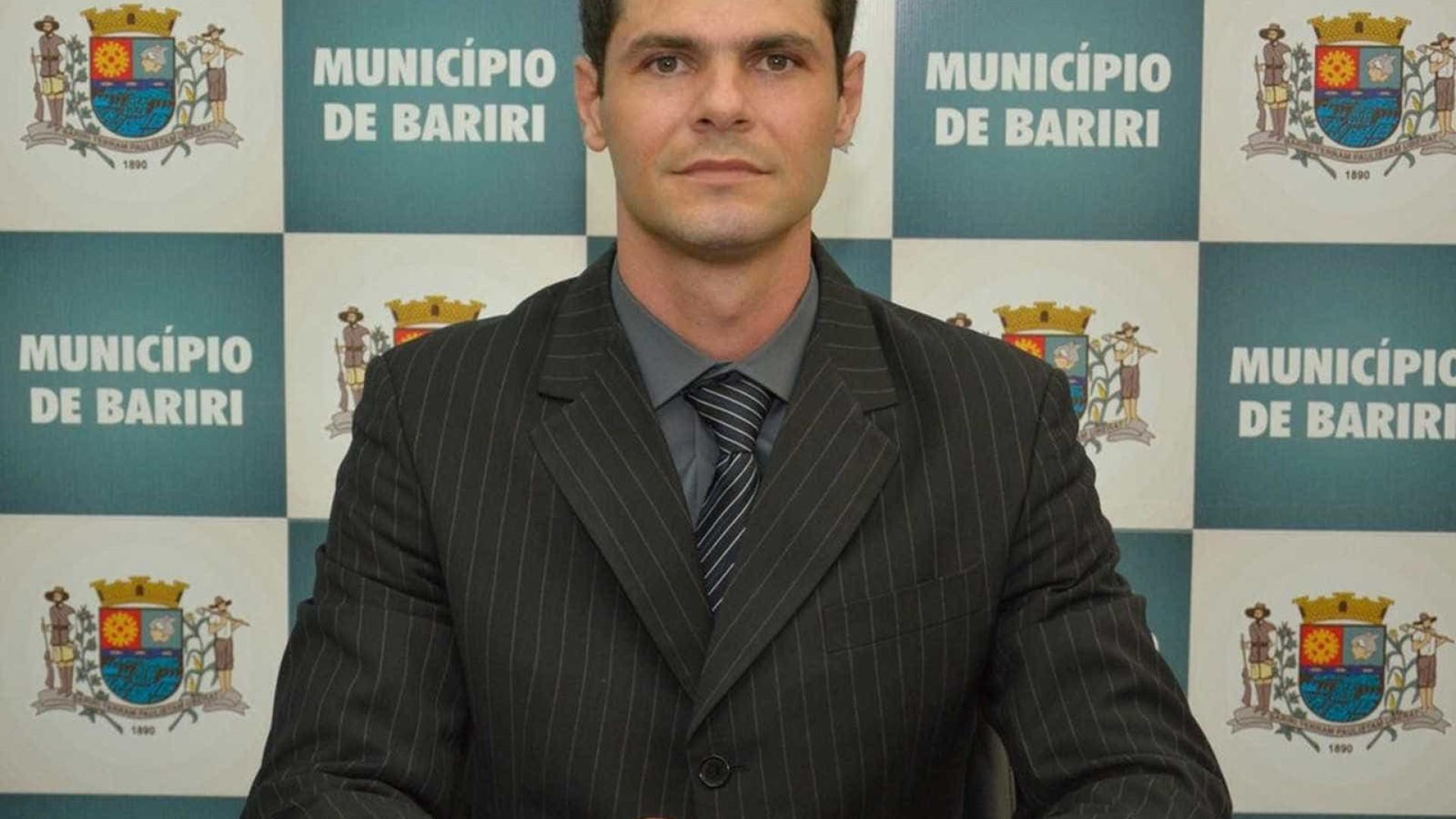 Acusado de abuso, prefeito de Bariri (SP) é expulso do PSDB
