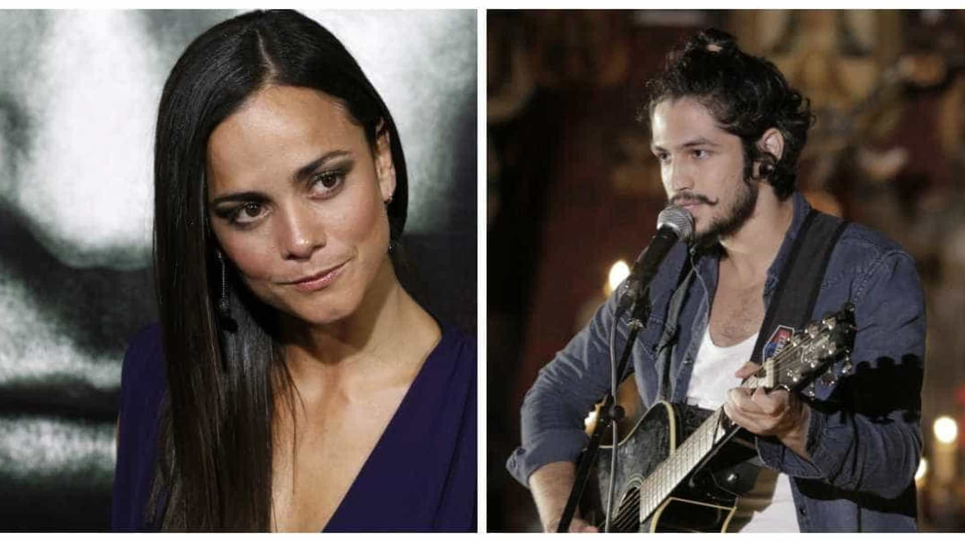 Alice Braga e Gabriel Leone viverão Eduardo e Mônica nos cinemas