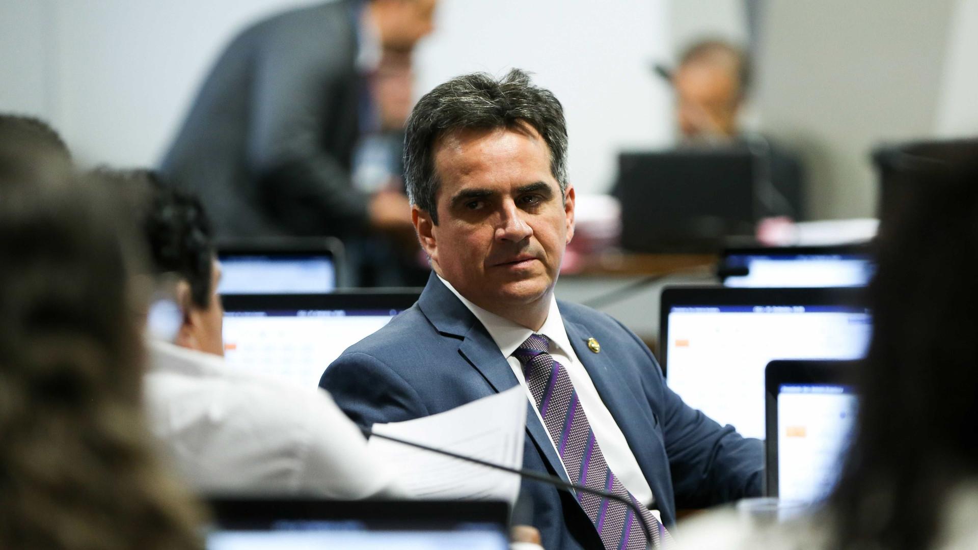 Dodge pede ao STF recebimento de denúncia contra Ciro Nogueira