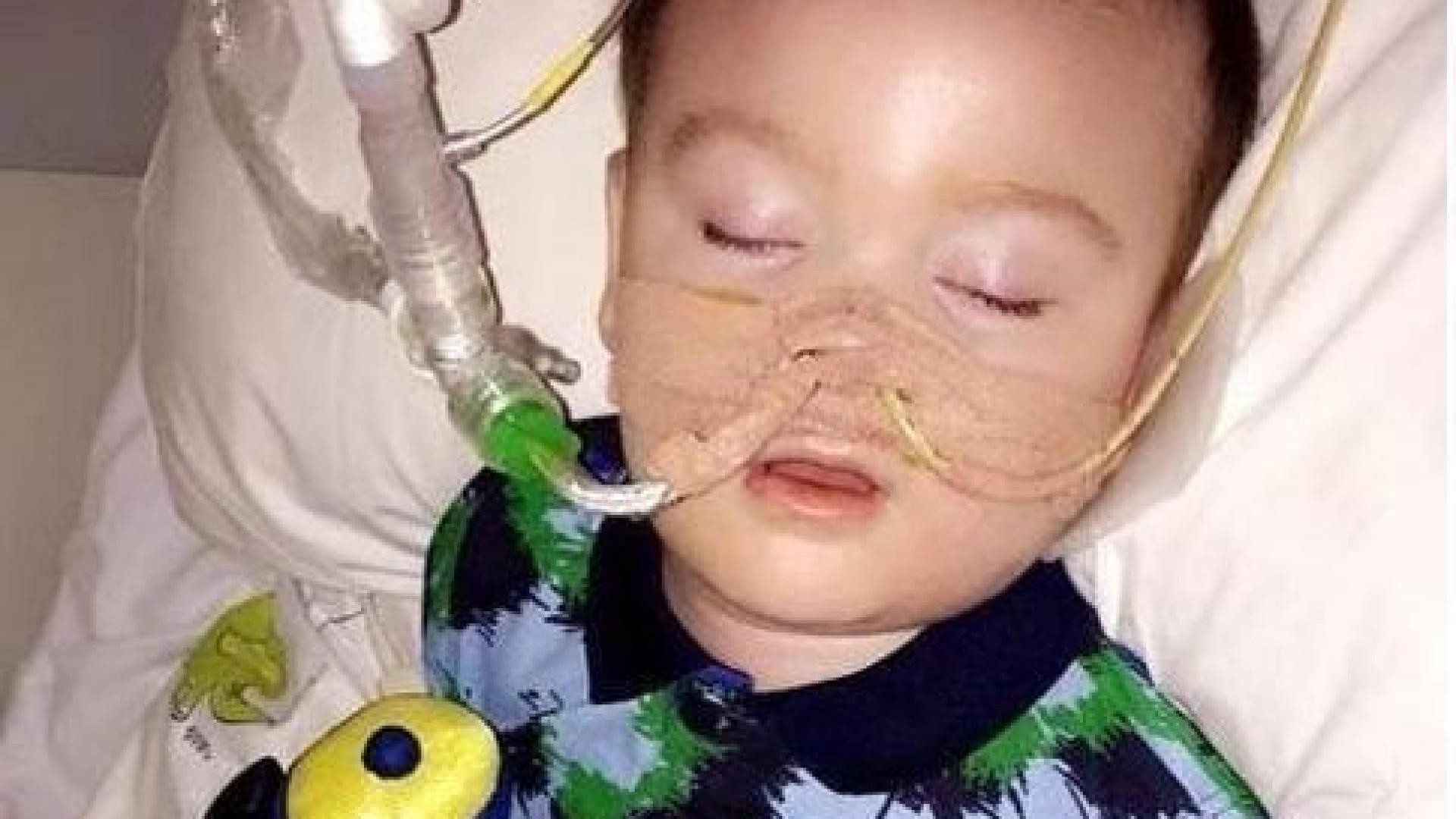 Morte de bebé Alfie Evans comove o mundo