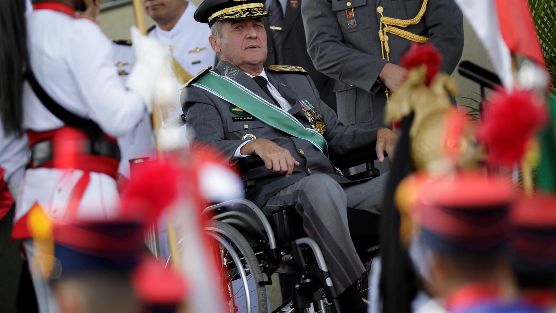 Declaração de general reforça tentativa de influenciar STF, diz PT