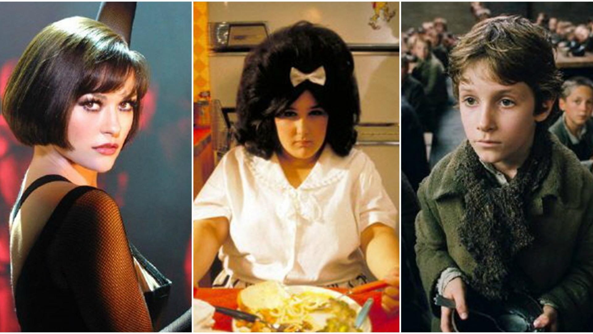 Como estão hoje em dia os atores destes musicais de sucesso