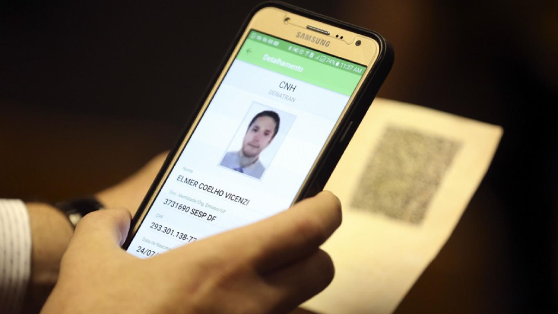 CNH digital já pode ser feita em todo o país