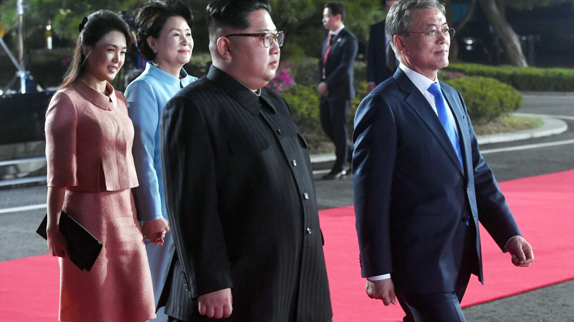 Líderes mundiais reagem após cúpula histórica entre Coreias