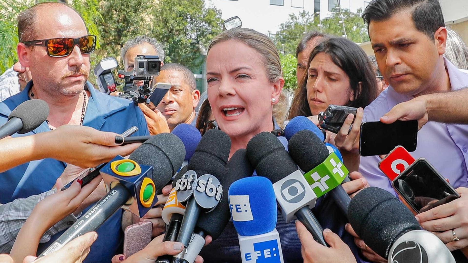 STF absolve Gleisi do crime de corrupção passiva na Lava Jato