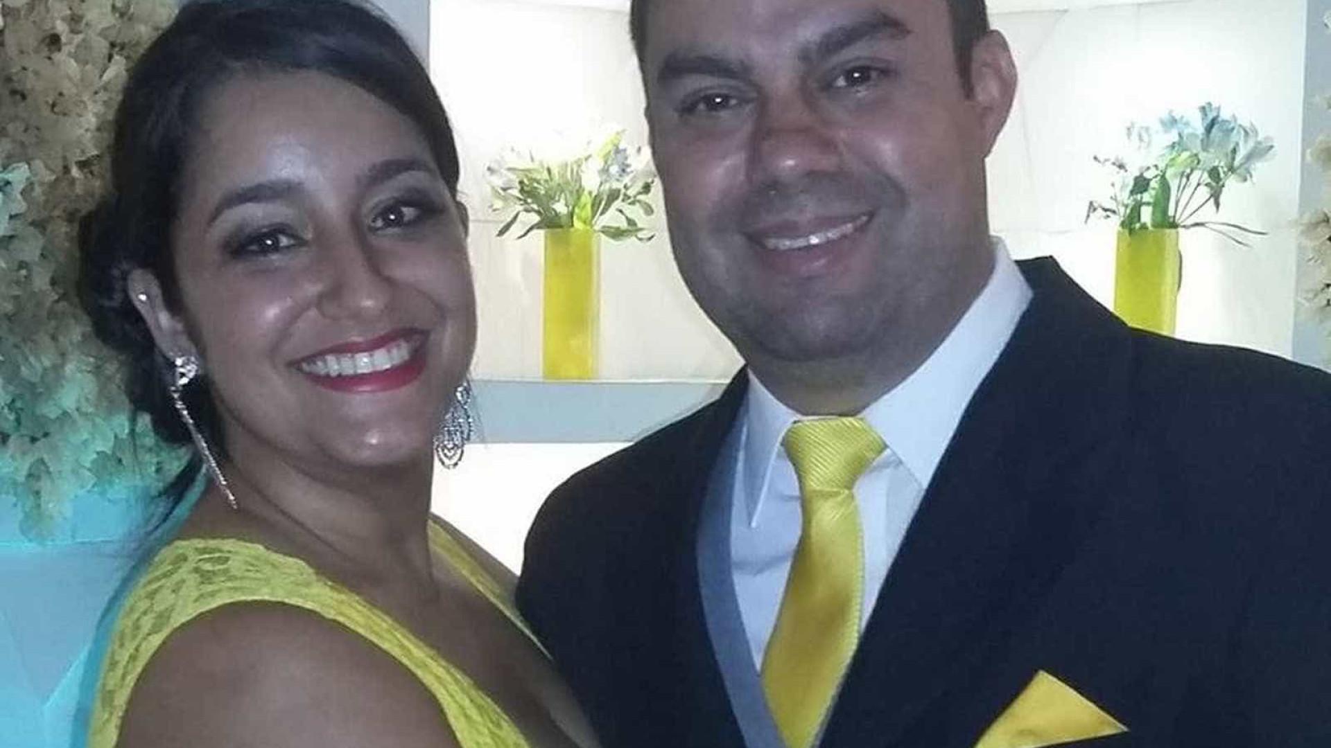Viúva de Anderson Gomes ainda não conseguiu voltar para casa