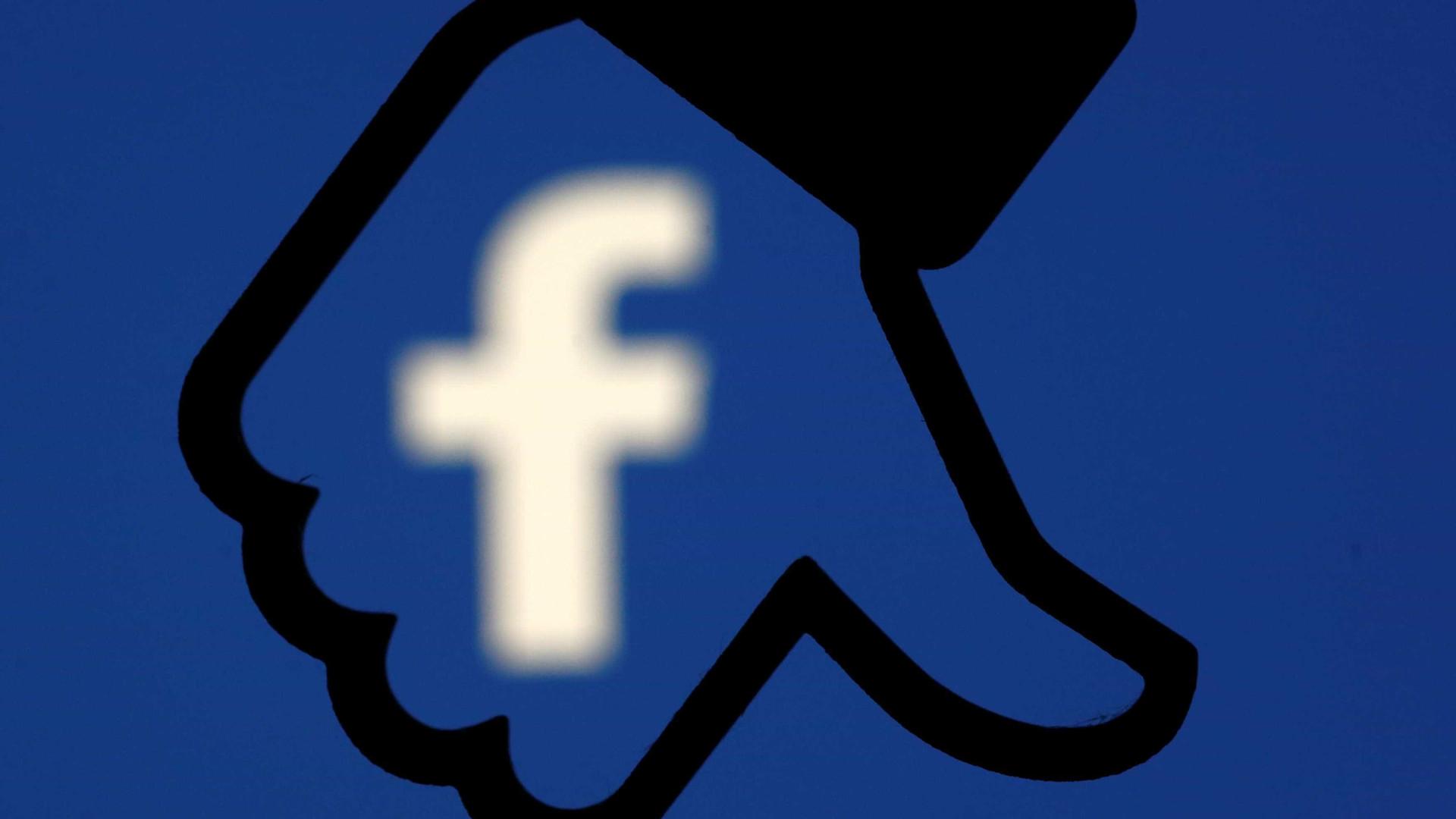 Facebook testa botões 'upvote' e 'downvote' no Brasil