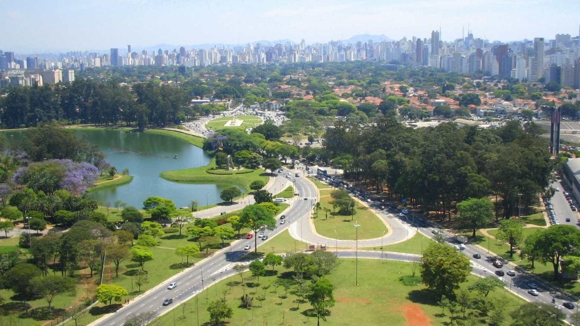 Criminosos se entregam após tiroteio no Parque do Ibirapuera