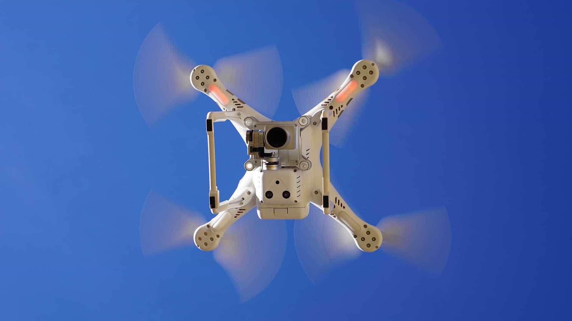 Uber promente serviço de entrega de alimentos por drone