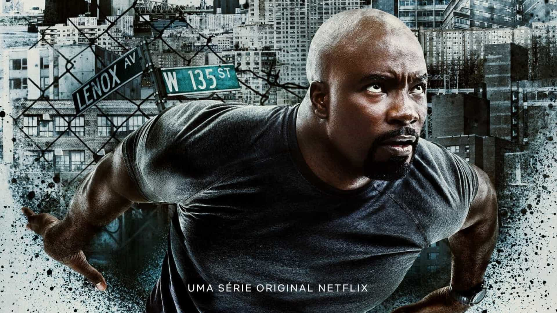 Netflix libera novo trailer da segunda temporada — Luke Cage