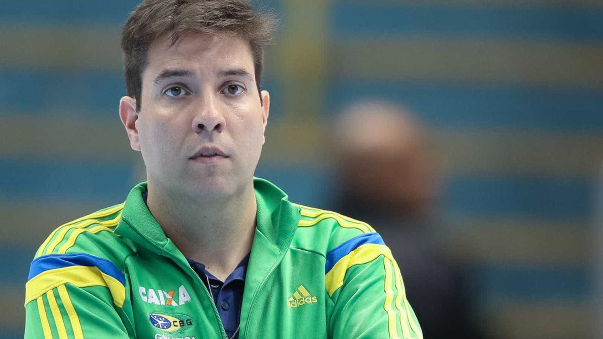 Acusado de abuso, ex-treinador da ginástica é convocado por CPI