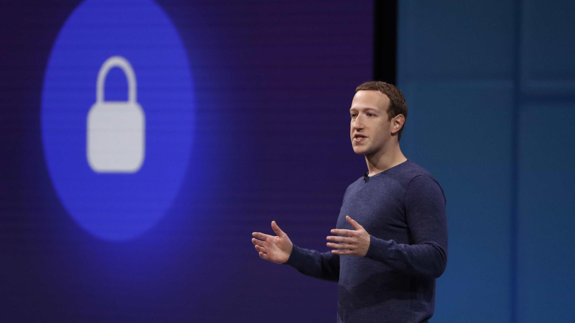 Facebook estaria se 'reorganizando' após roubo de dados