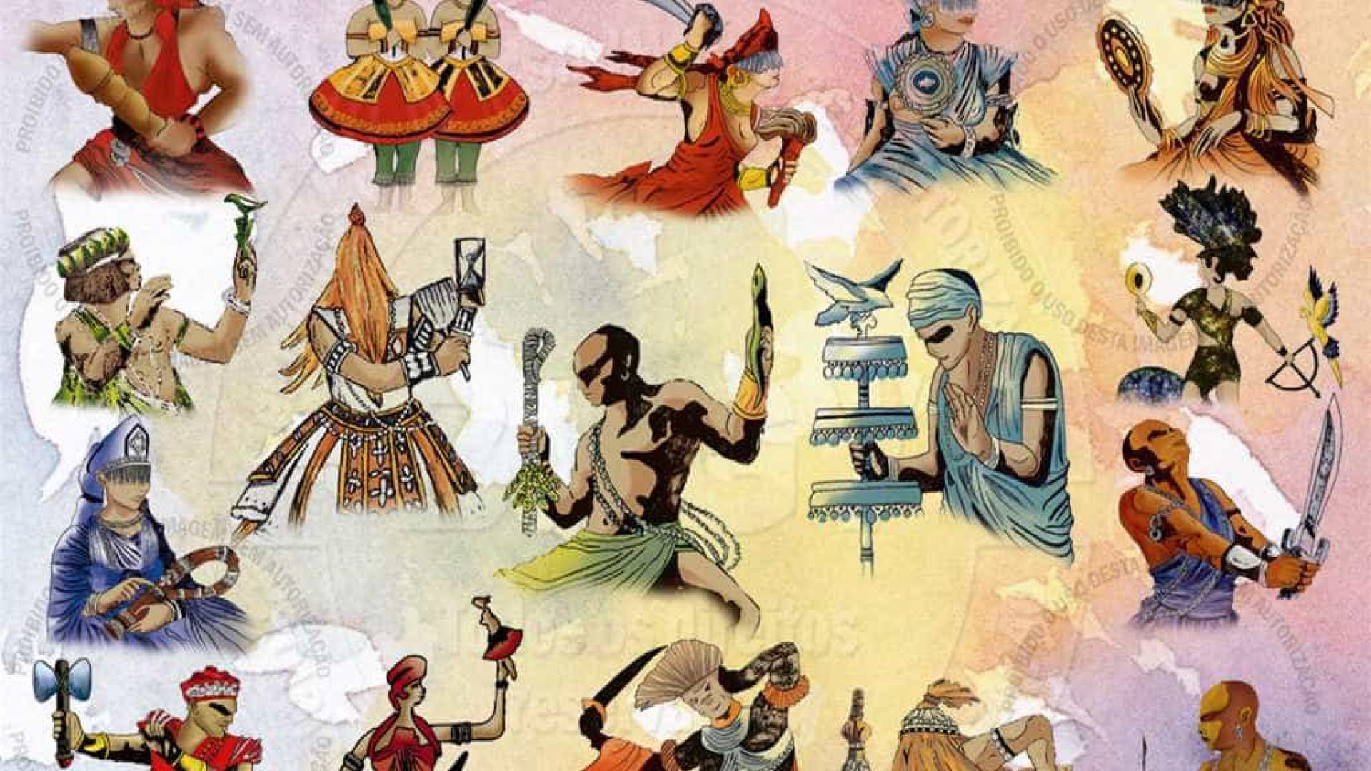 Saiba quem são os 16 principais orixás do candomblé