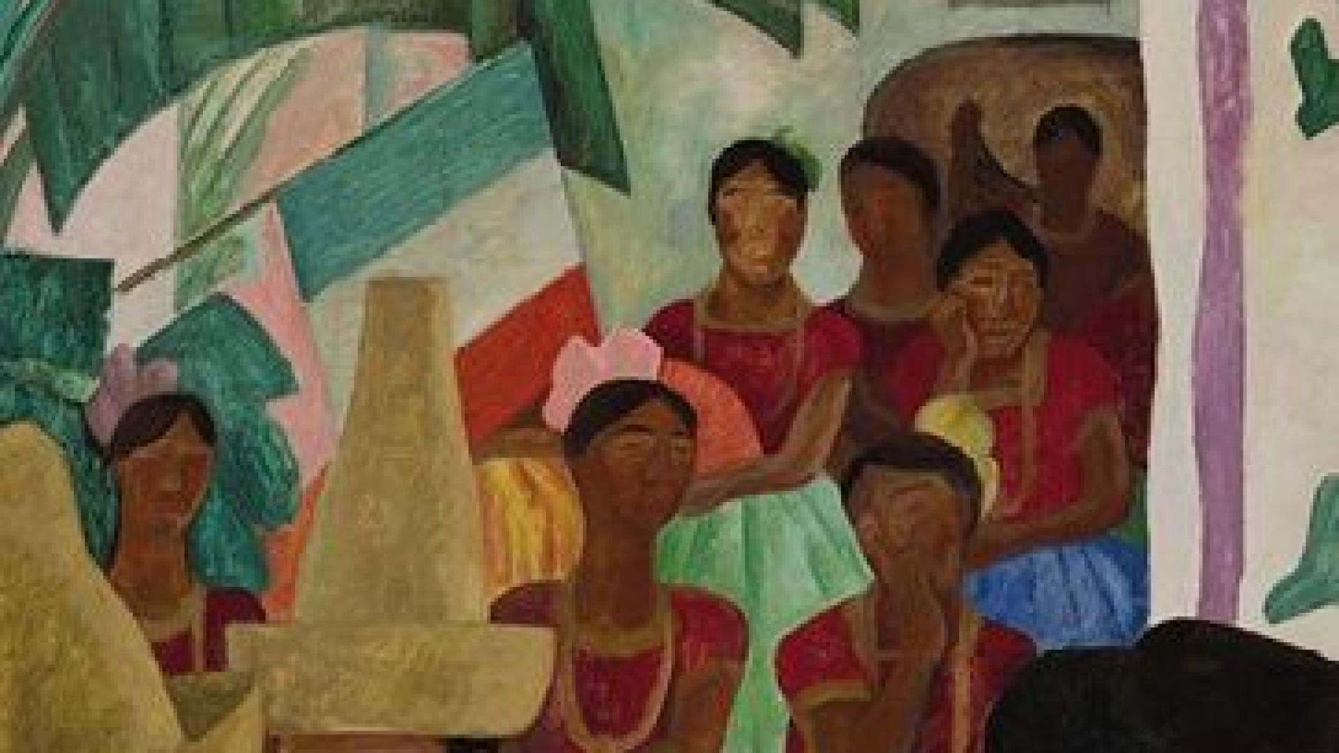 Obra de Diego Rivera bateu recorde em leilão Rockefeller