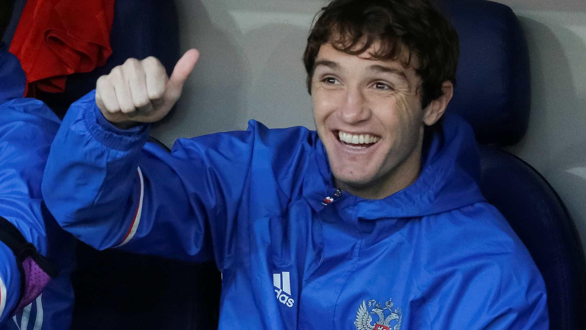 Jogador brasileiro está na lista de convocados da Rússia para a Copa