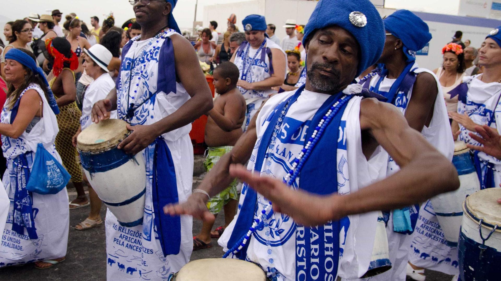 Evento celebra 130 anos da abolição com música e capoeira