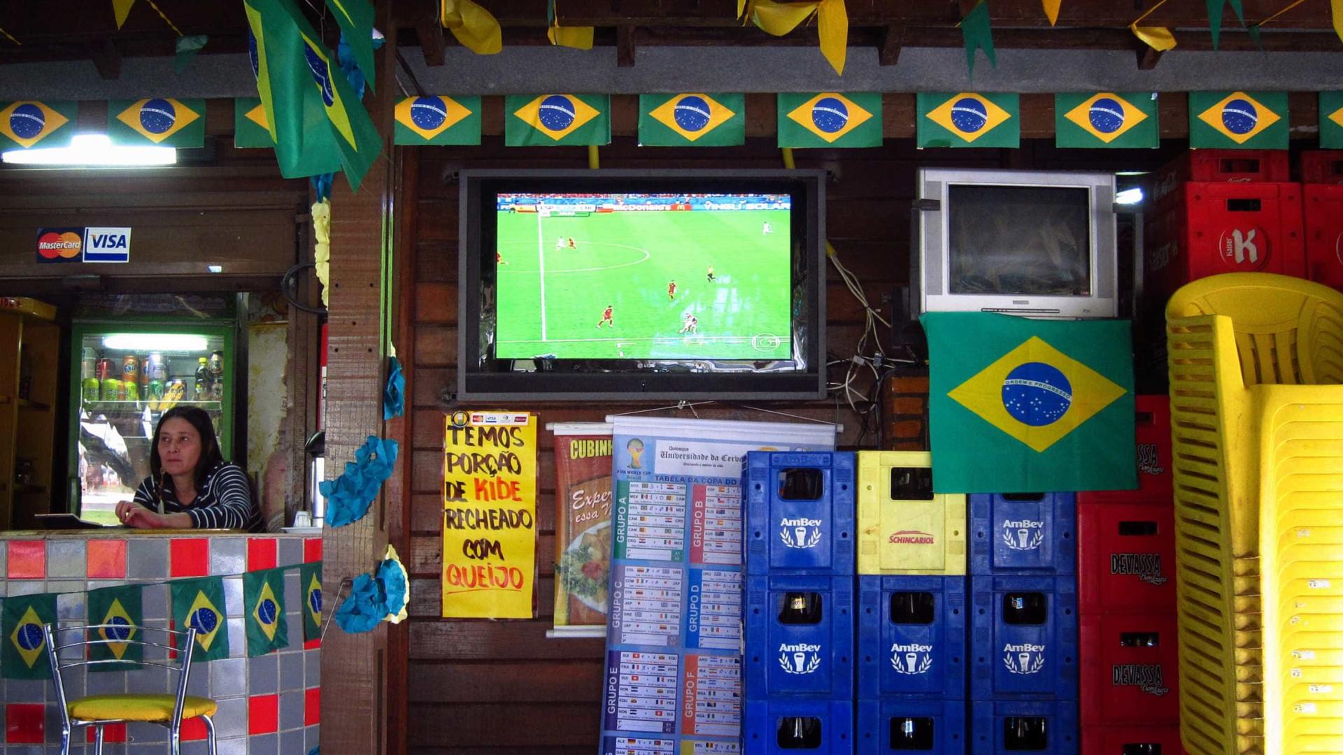 Copa do Mundo aquece interesse dos brasileiros por troca de TVs