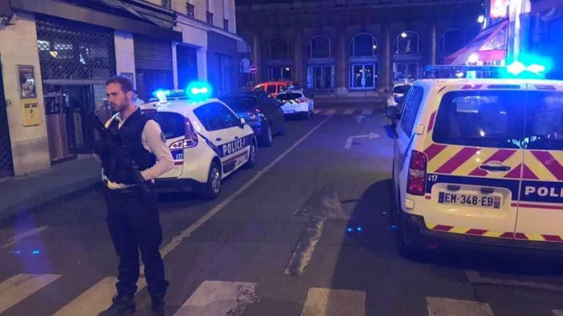 Grupo Estado Islâmico reivindica ataque em Paris