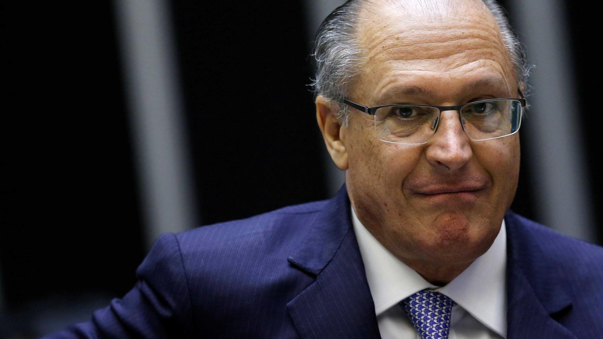 Nenhuma pauta, por mais justa, pode parar Brasil, dirá Alckmin de greve