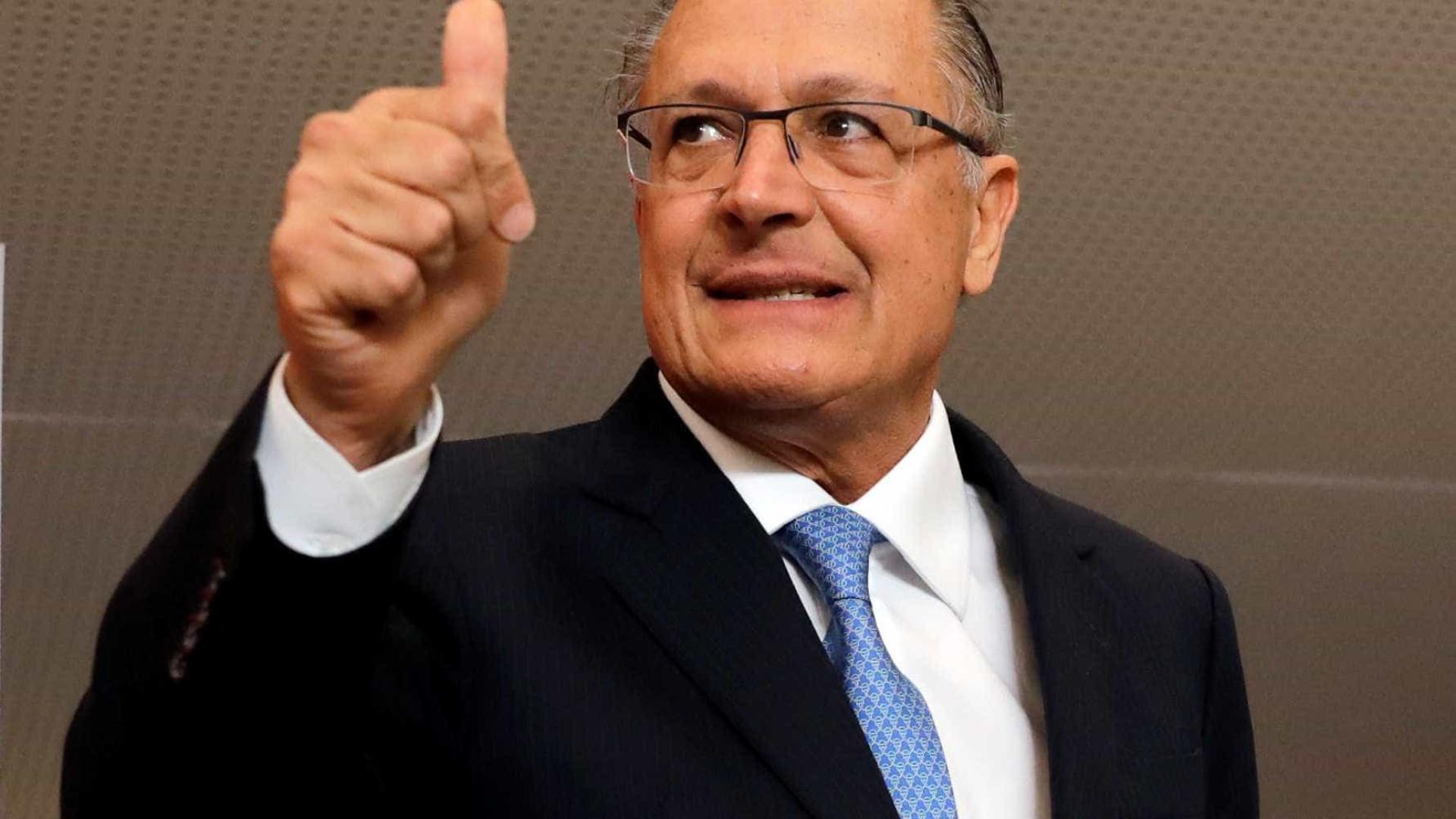 Alckmin escolhe general do Exército para equipe de segurança
