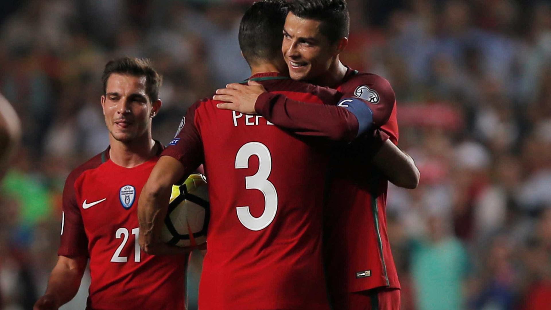 Convocação de Portugal tem brasileiros e volta de herói da Euro-2016