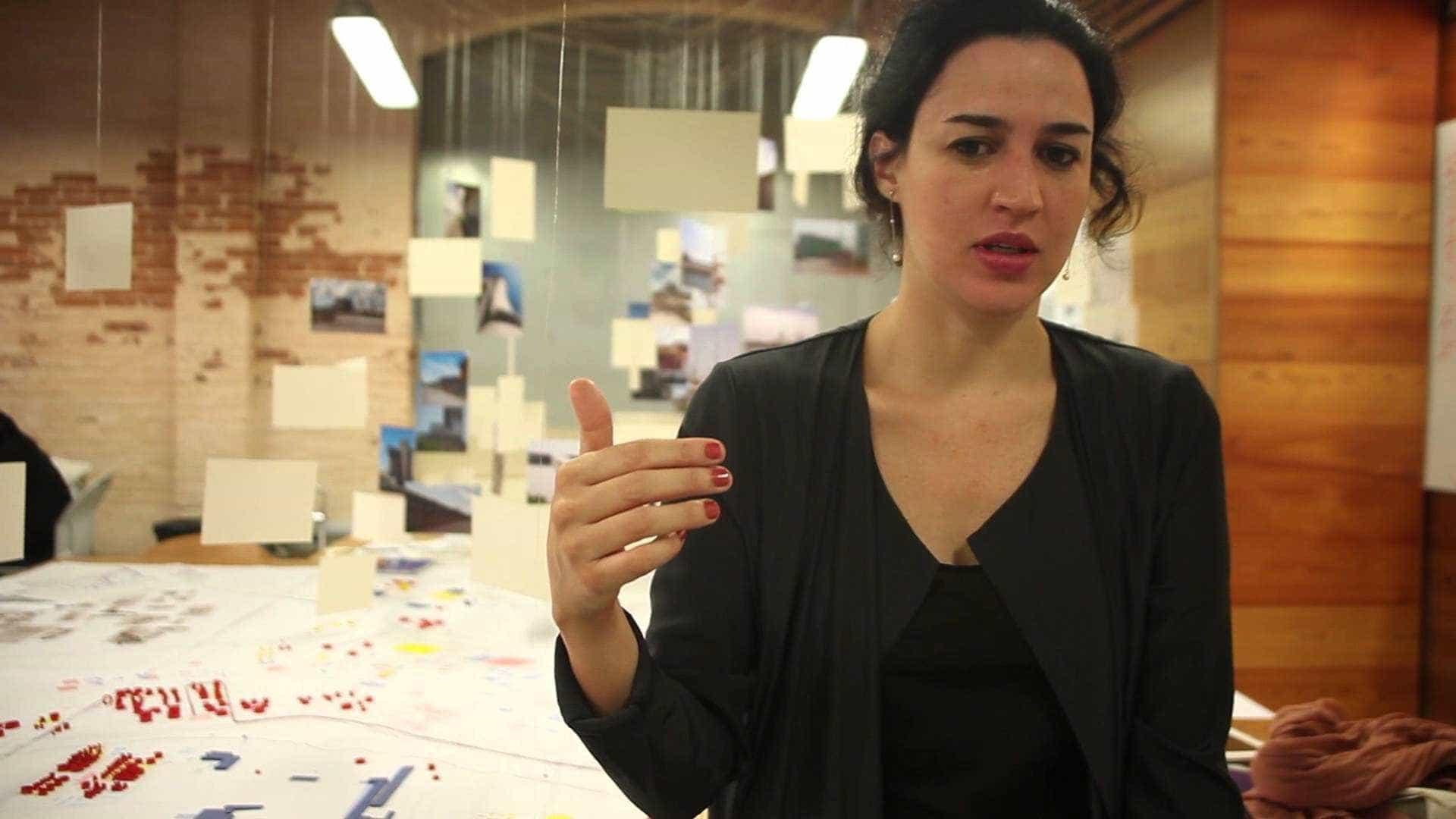 Brasileira transforma ideias do Papa em arquitetura em Veneza