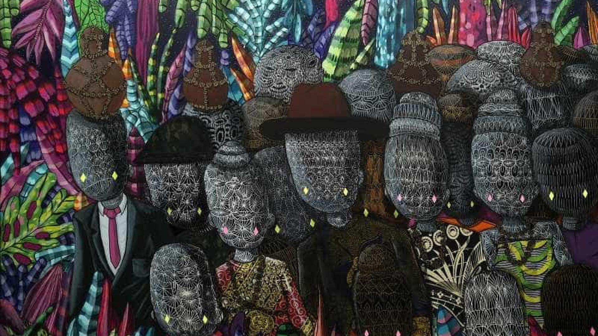 Grande nome da arte urbana, Toz expõe trabalhos inéditos no Rio