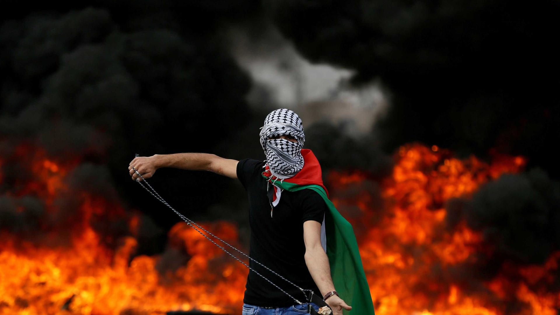 Palestina convoca enviado diplomático nos EUA para consultas