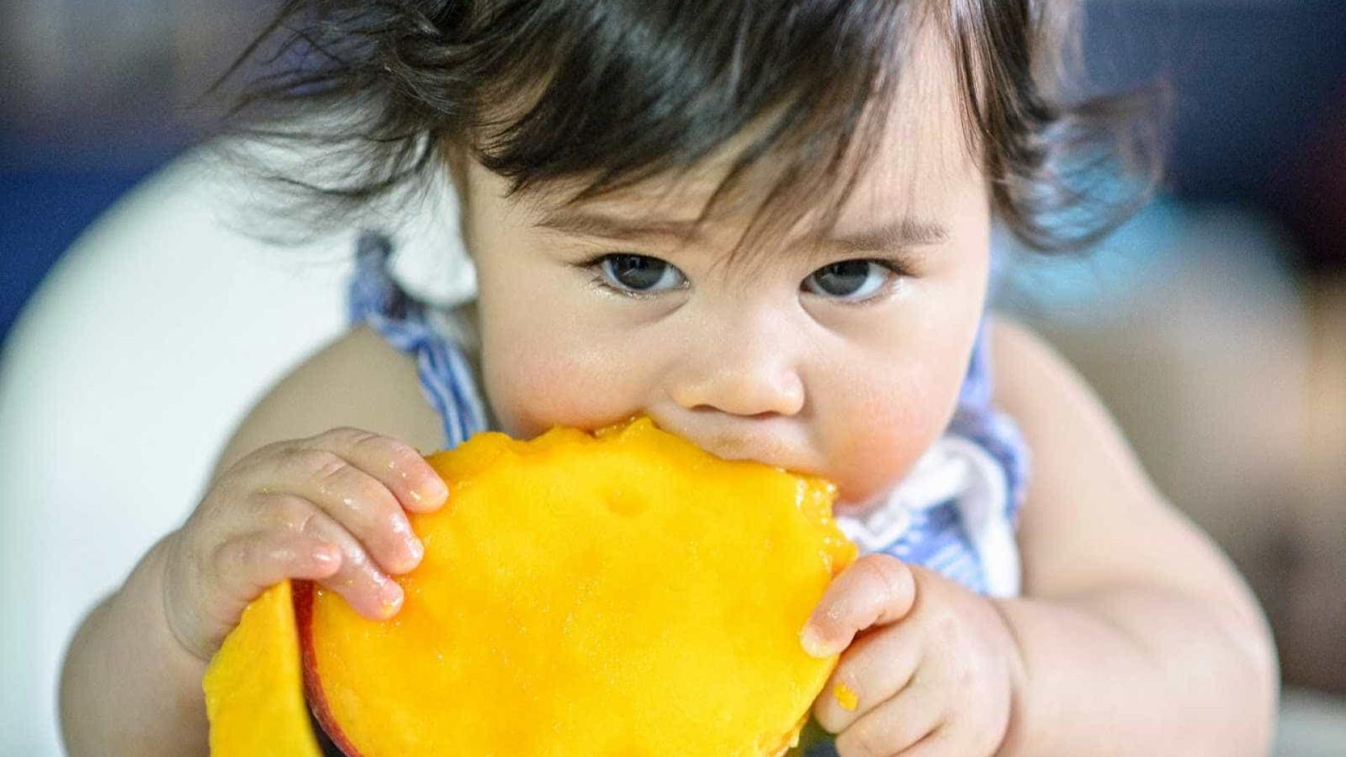 BLW: conheça o método de alimentação independente dos bebês
