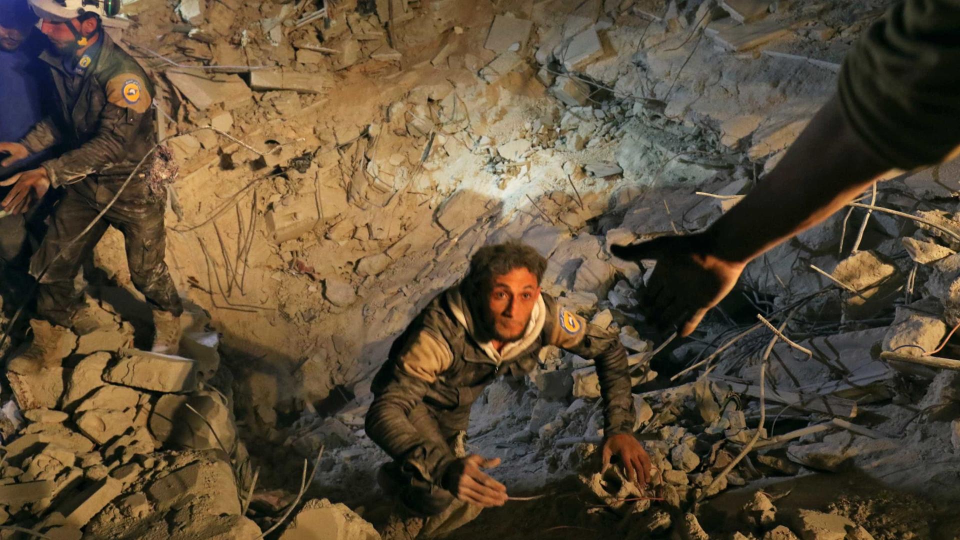 Opaq confirma possível uso de cloro em ataque na Síria