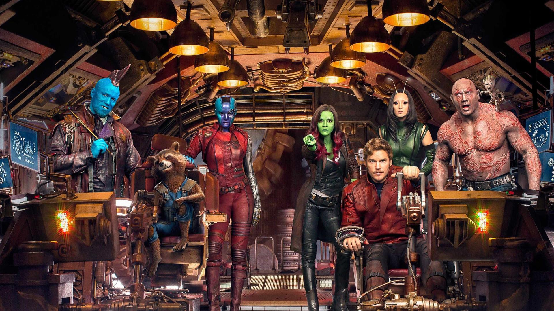 Diretor revela título de terceiro 'Guardiões da Galáxia'