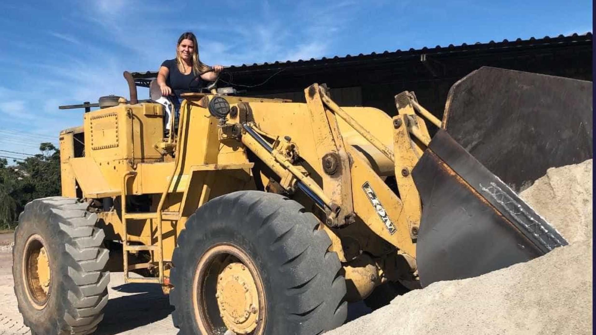 CR7 tem prima brasileira que dirige tratores em Campinas