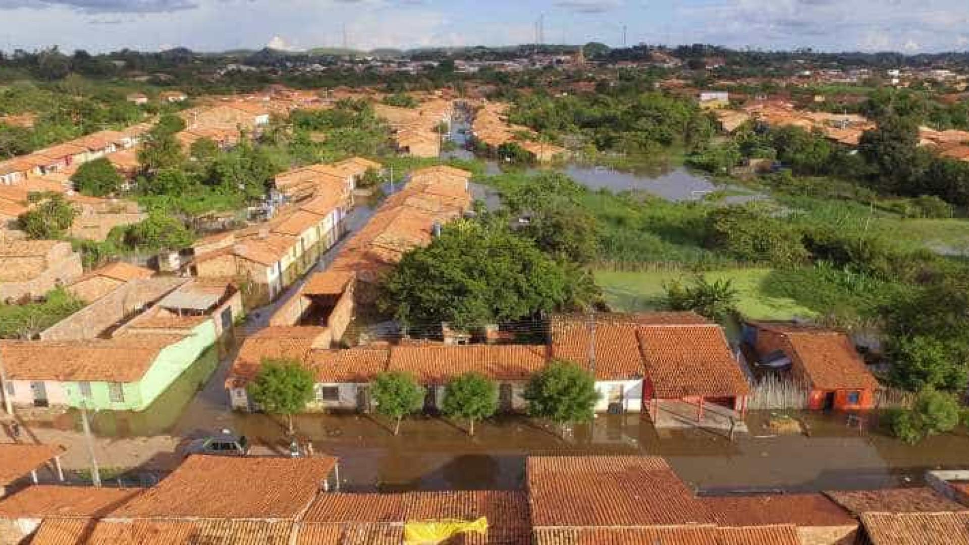 Vítimas de desastres naturais no Maranhão recebem ajuda federal