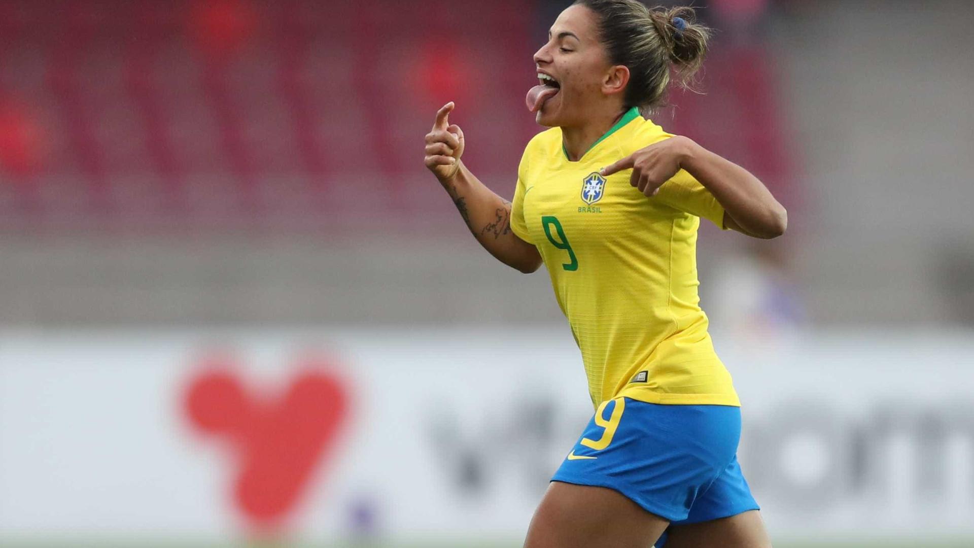 Seleção feminina disputará o Torneio das Nações, confirma CBF