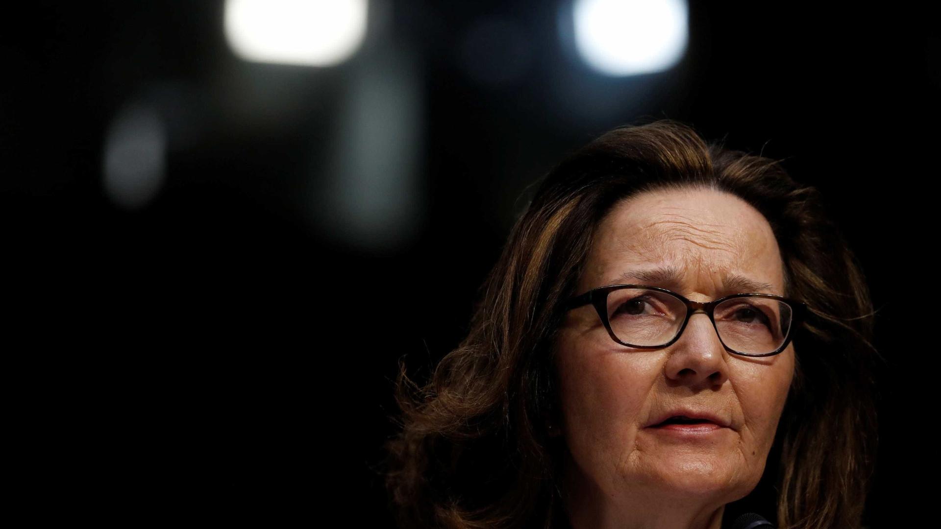 Comissão do Senado dos EUA aprova nova diretora da CIA