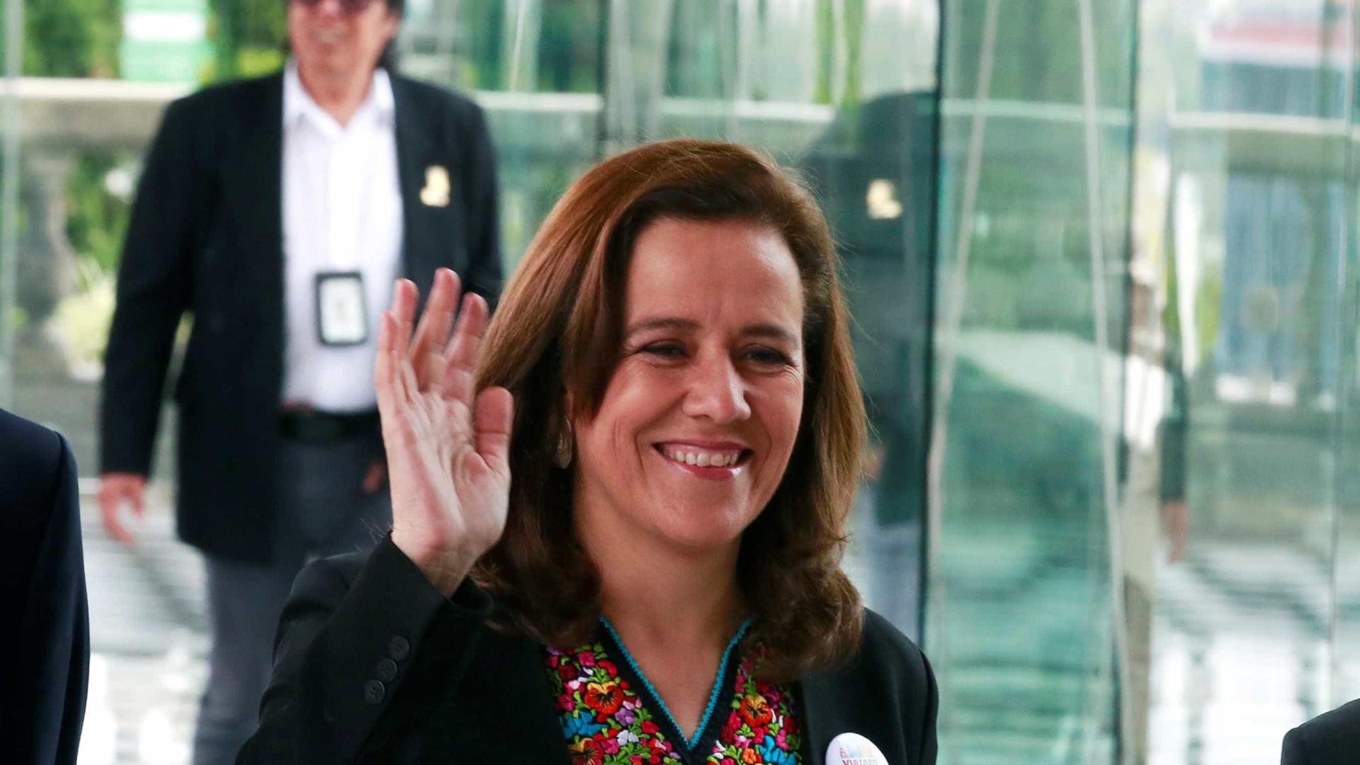 Margarida Zavala desiste de concorrer à presidência do México