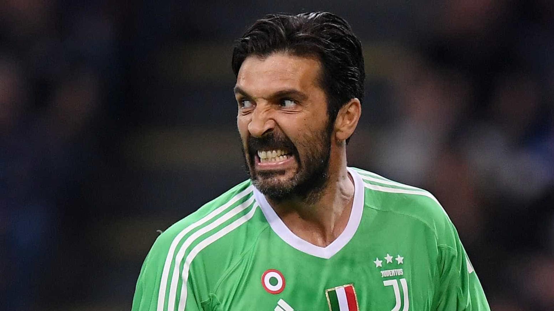 Buffon deixará a Juventus no fim da temporada