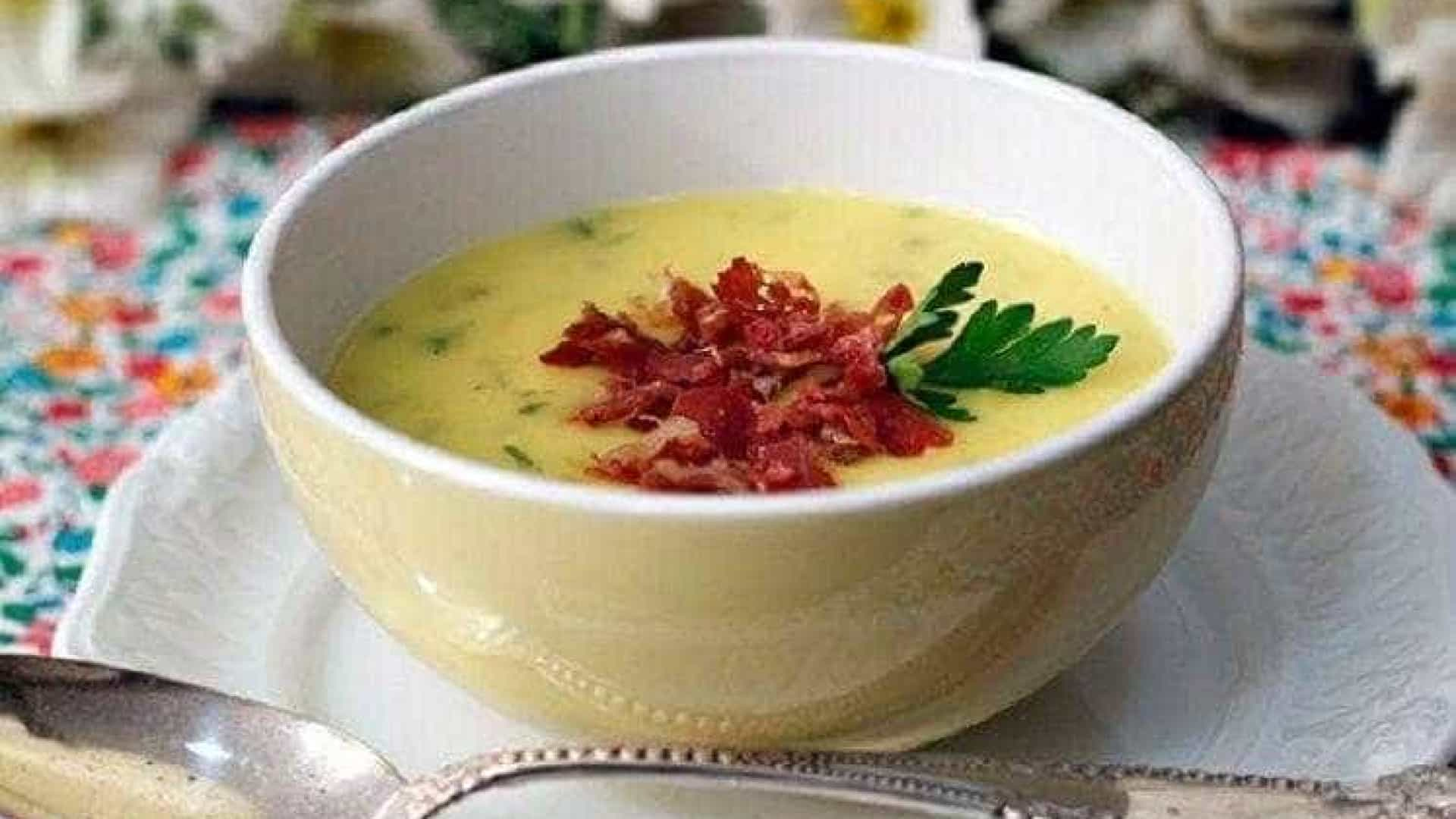 3 receitas deliciosas de sopa para o inverno