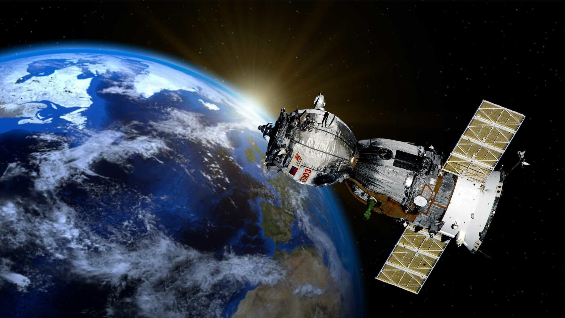 Brasil começa a construir satélite 100% feito pela indústria nacional