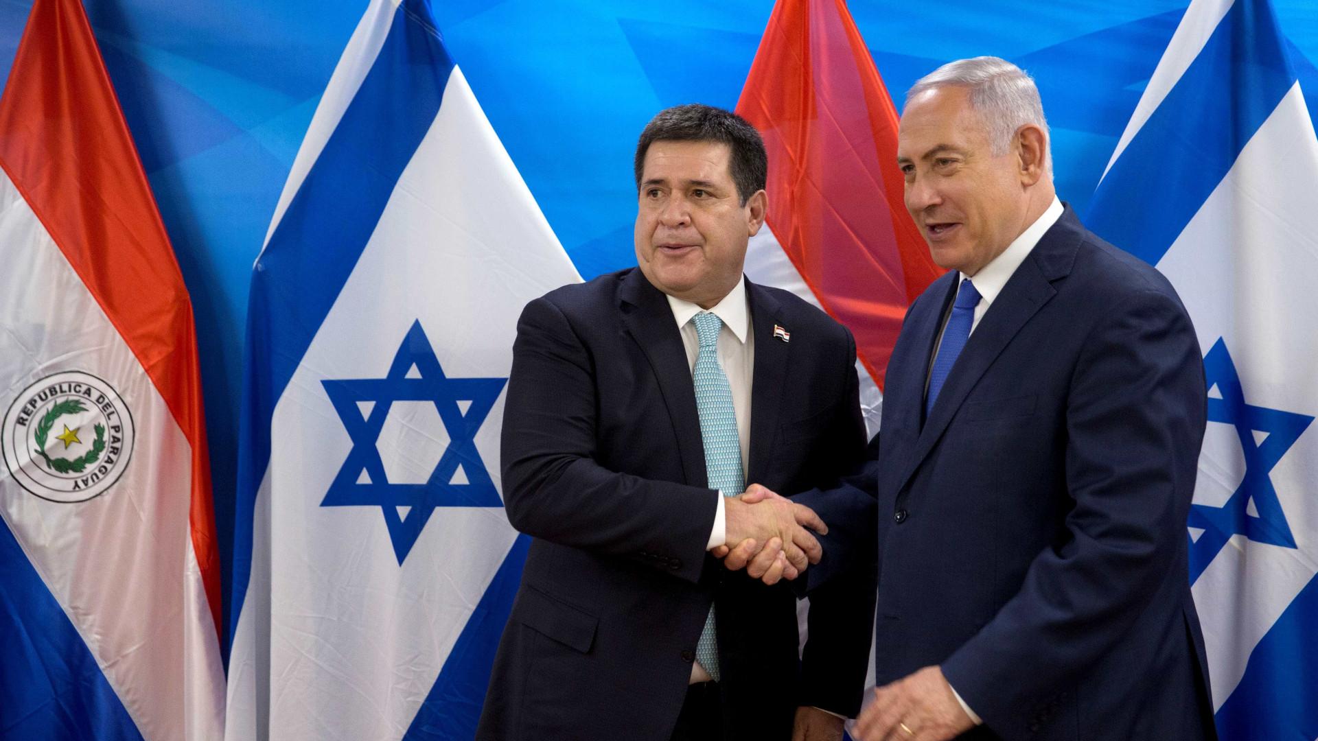 Após EUA e Guatemala, Paraguai inaugura embaixada em Jerusalém