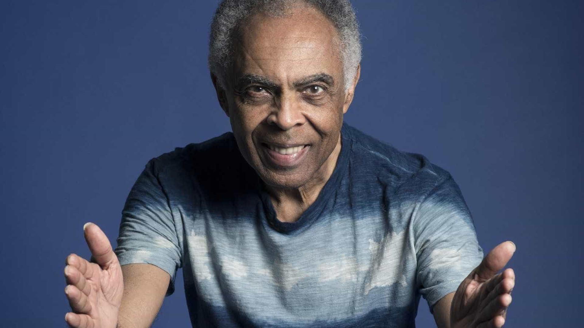 Gilberto Gil diz que Israel enfrenta 'momento delicado' e cancela show