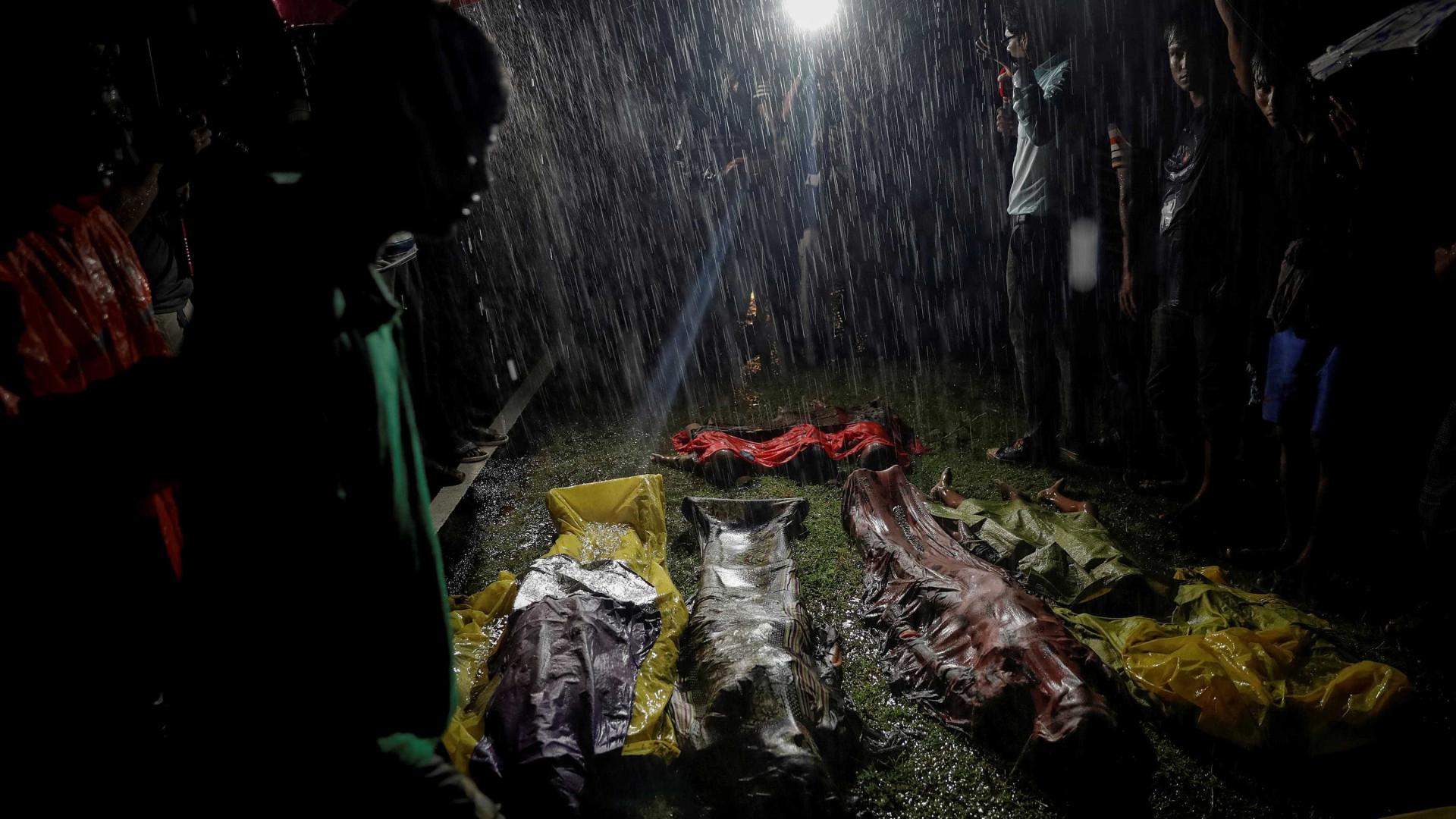 Grupo rohingya cometeu massacre de hindus em Mianmar, diz Anistia
