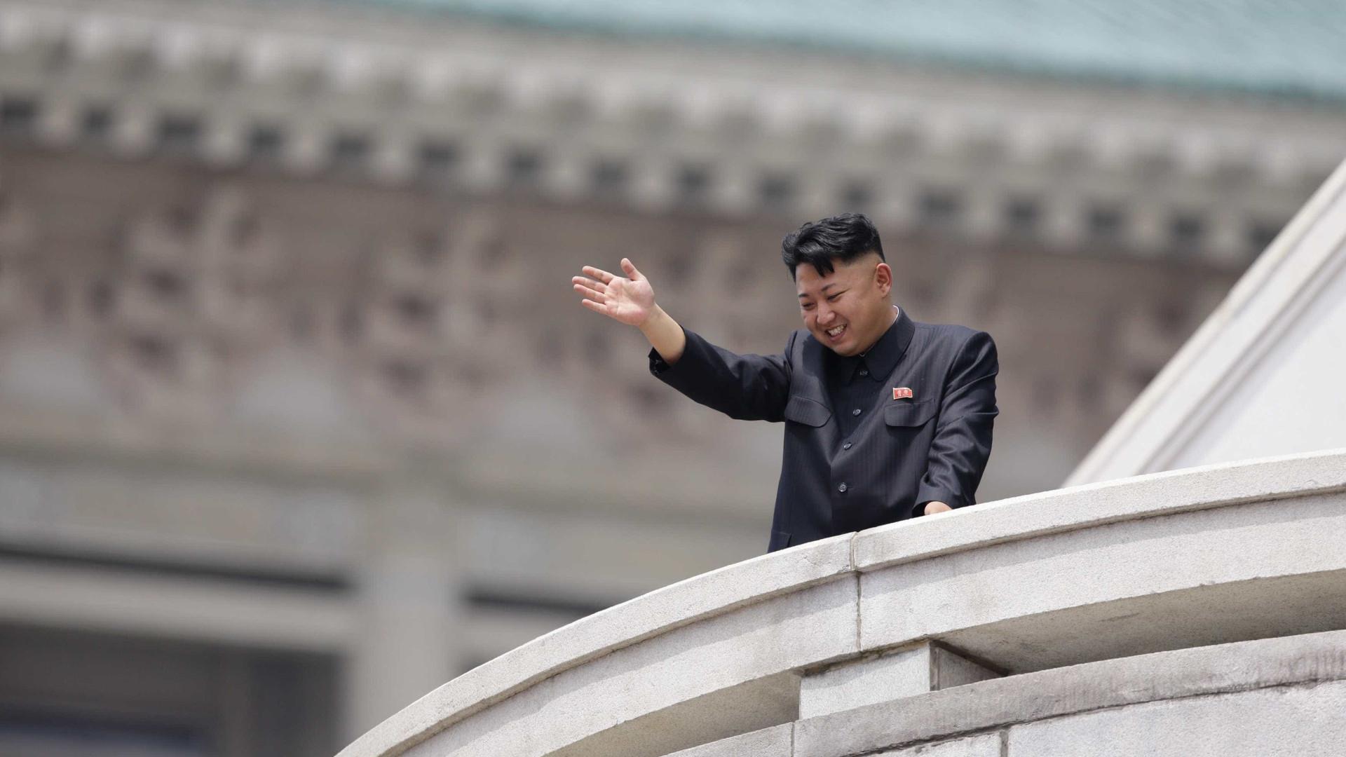 Kim autoriza sul-coreanos em fechamento de centro nuclear