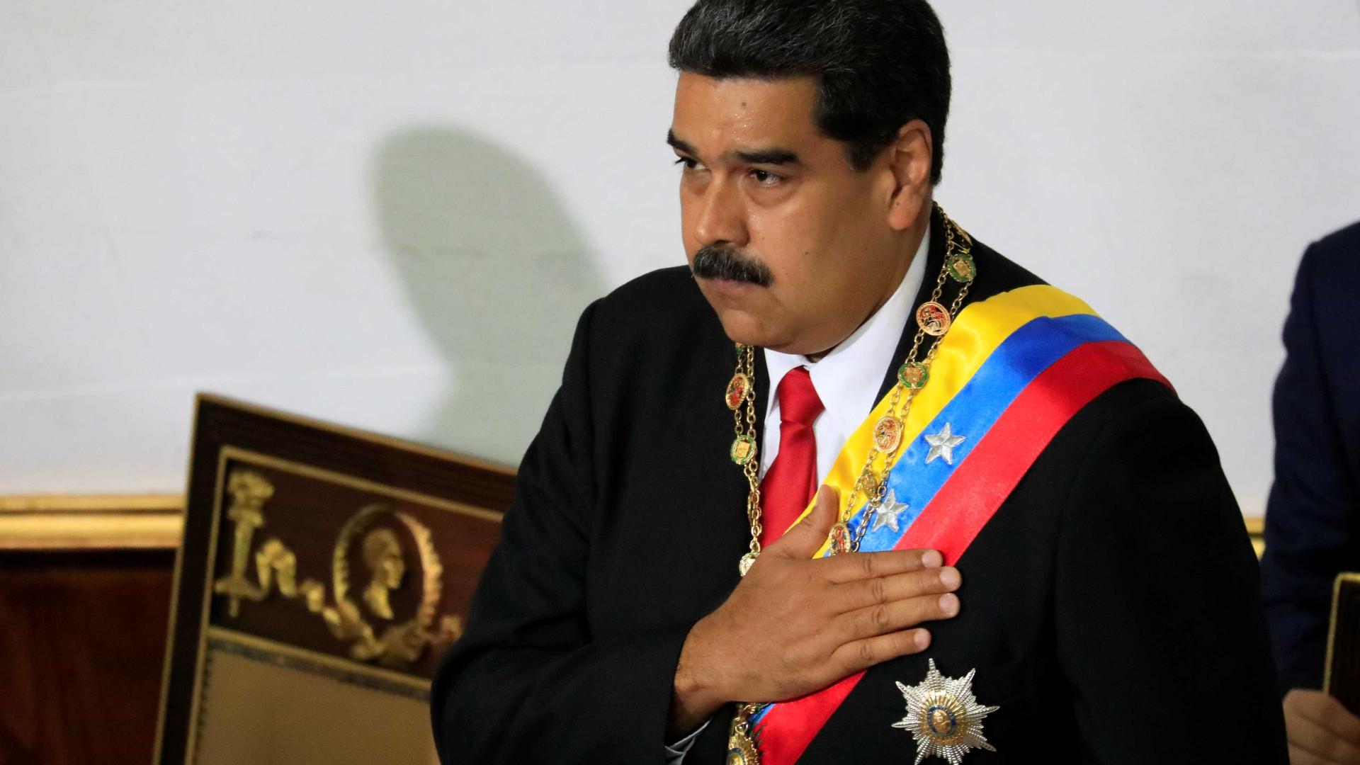 Maduro promete soltar presos políticos na Venezuela