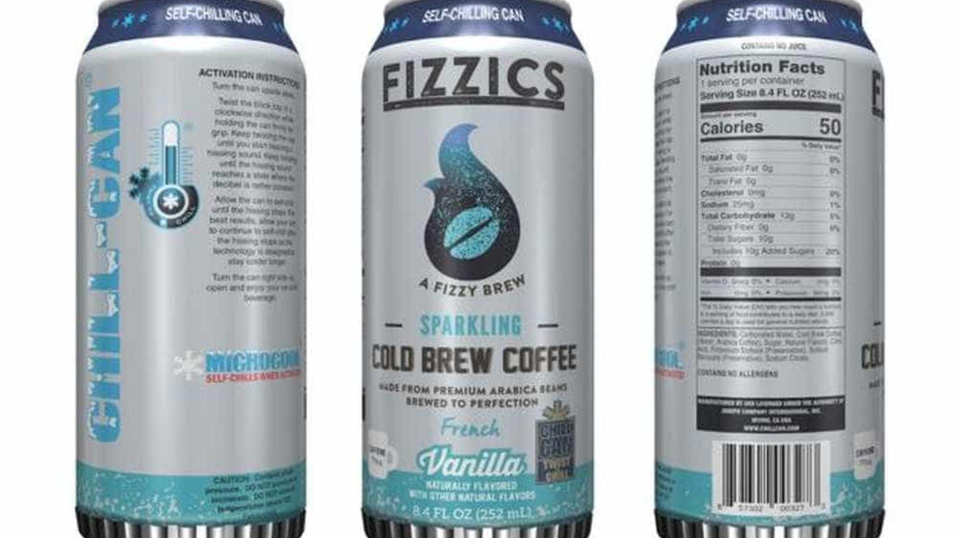 Latas de bebidas já resfriam sozinhas nos EUA; entenda a tecnologia