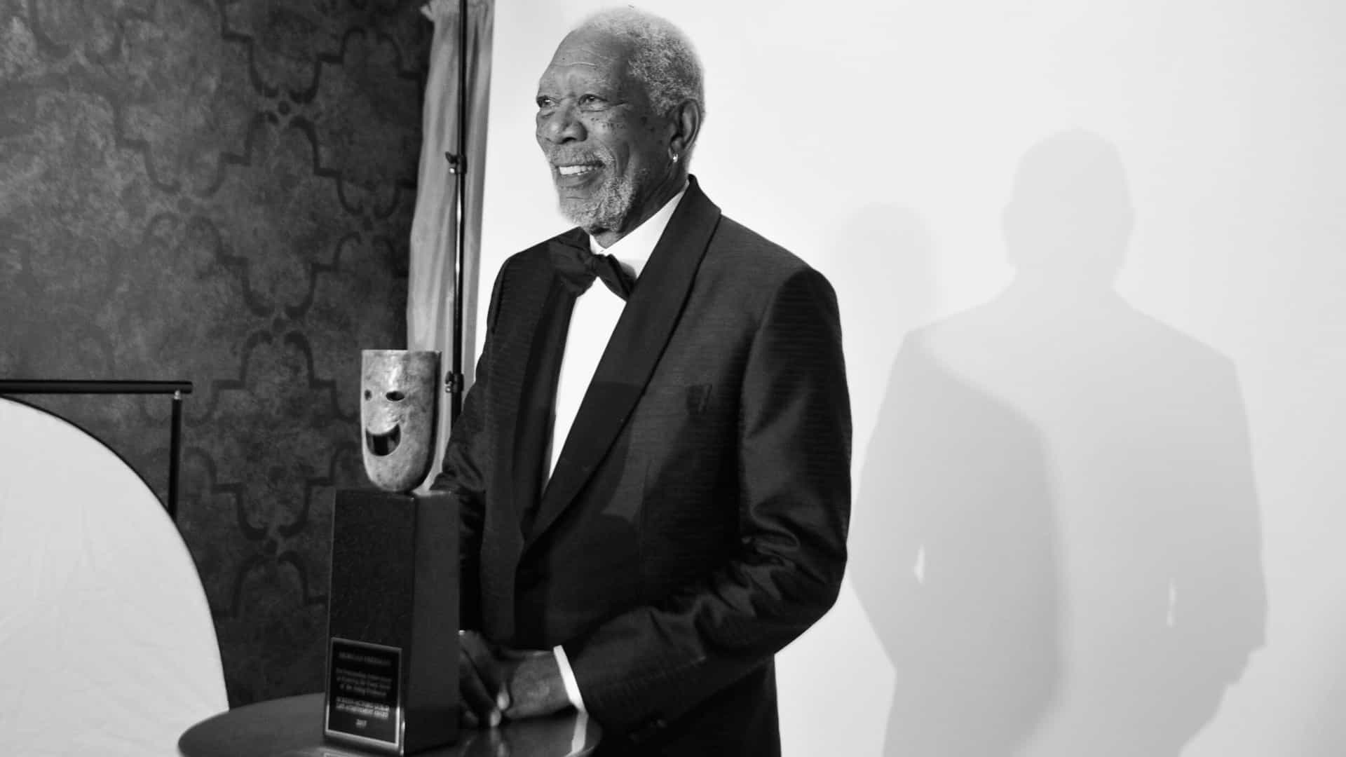 Morgan Freeman poderá perder prêmio após acusações de assédio sexual