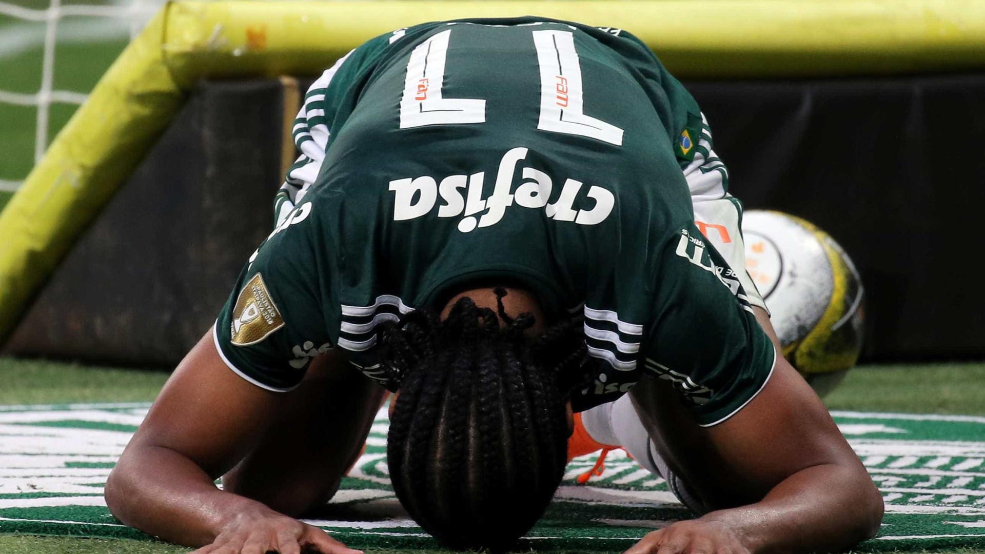 Palmeiras perde de virada para o Sport em casa