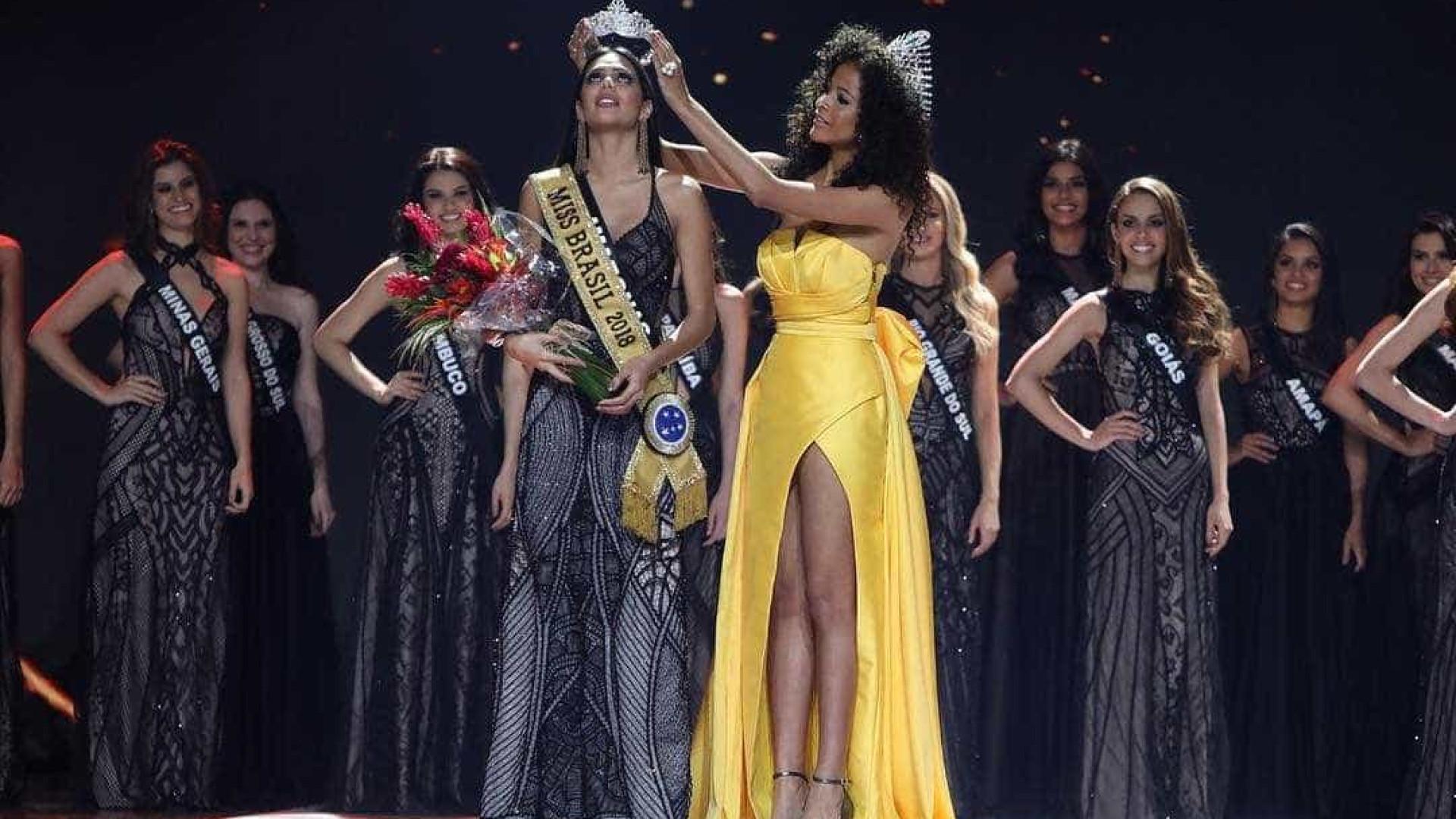 Miss Brasil 2018: candidata do Amazonas é coroada a mais bela do país